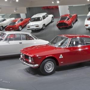 Alfa Romeo Museum in Legnano