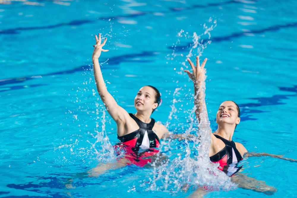 Offerta Nuoto Sicronizzato