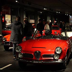 阿尔法*罗密欧(Alfa Romeo)博物馆