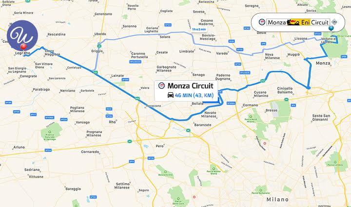 Hotel Gp Monza Formula Uno